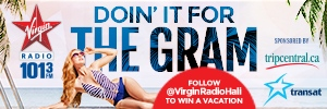 Virgin Radio Contest