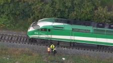 GO Train fatality