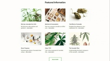 Ontario Cannabis Store website