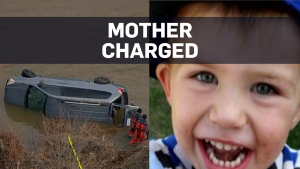Mother of Kaden Young charged in his death