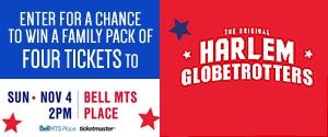 Harlem Globetrotters 2018 Rotator