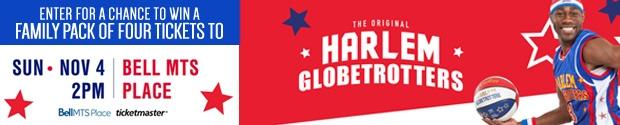 Harlem Globetrotters 2018 Contest
