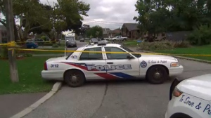 Downsview shooting
