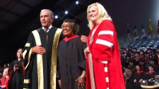 CTV National News: Grandmother graduates
