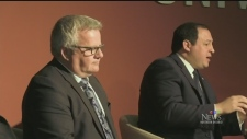 Sault mayoral candidates square off in 2nd debate