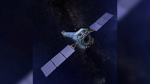 The Chandra telescope went into safe mode