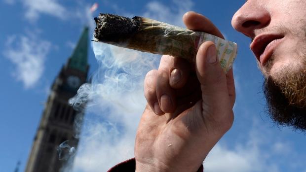 Illegal Cannabis trade