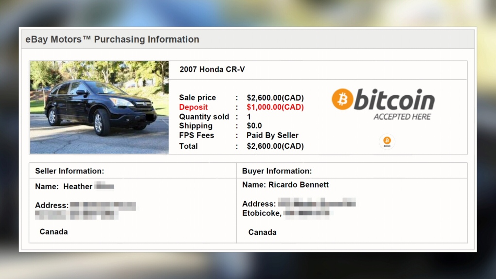 Buyer Beware How Scammers Are Using Online Used Car Ads To Cash In Ctv News