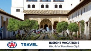 Win a Trip to Spain with CAA Travel and Insight Vacations