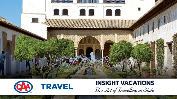 Win a Trip to Spain with CAA Travel and Insight Va