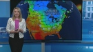 Mixed bag for weekend weather
