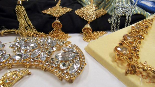 Toxic jewellery
