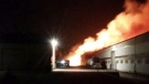 $3M in damage after hay barn fire