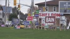 The top ten candidates make up North Bay's council