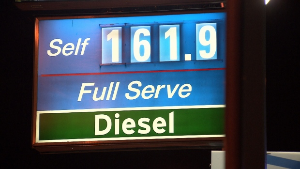Mass. gas prices down 2 cents - News - Milford Daily News