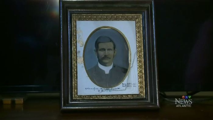 Jenkins was born in New Brunswick in 1860, but received his high school certificate in Nova Scotia. Later, the Baptist minister was licensed to perform marriages in New Brunswick as well as teach.