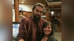 Game of Thrones star turning heads up-island