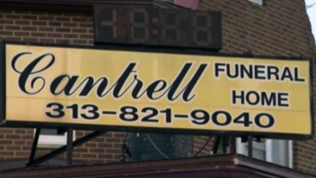 Cantrell Funeral Home