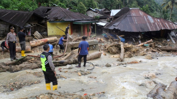 Landslides Kills Two and Several People Missing
