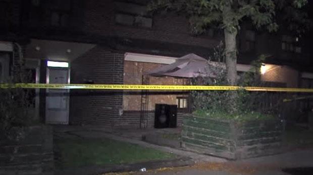 Police are investigating a stabbing in Carleton Village.