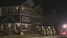 Fire causes major damage to Transcona Condo