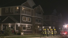 Fire causes major damage to Transcona Condo