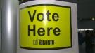 Advance polls Toronto