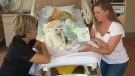Crozier family copes after stillbirth