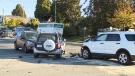 police involved crash