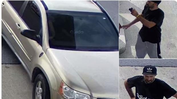 Gas theft suspect