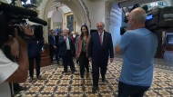 Interim Liberal Leader Pierre Arcand will be the leader of her Majesty's Loyal Opposition in the National Assembly