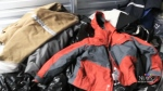 Winter clothing drive off to a cold start