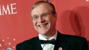 Microsoft co-founder Allen dead at 65