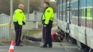 Child dies after being hit by Ctrain