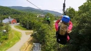 Zipline on Mt. Washington will be island's longest