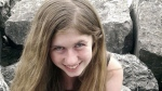 This undated photo provided by Barron County, Wis., Sheriff's Department, shows Jayme Closs. (Courtesy of Barron County Sheriff's Department via AP)