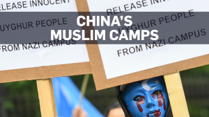 China defends camps seen as crackdown on Muslims