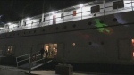 Keewatin Ghost Ship
