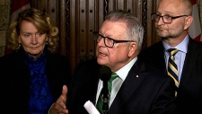Minister Goodale on solitary confinement bill