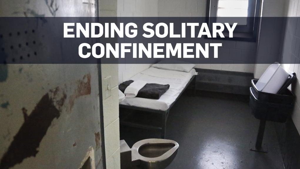 Canada ending prison solitary confinement