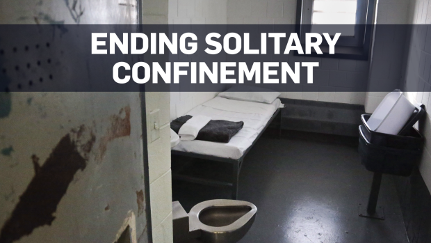 Canada ending prison solitary confinement