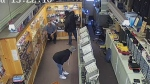 coin store robbery