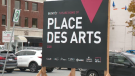 Place des Arts set to begin construction next week