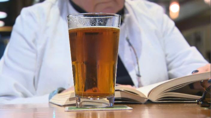 Ahead of legalization, the Canadian Institute for Substance Use Research is delving into the impacts of reduced alcohol consumption. (CTV Vancouver Island)