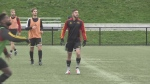 Guelph soccer player named Athlete of the Month