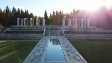Aga Khan Garden, Alberta
