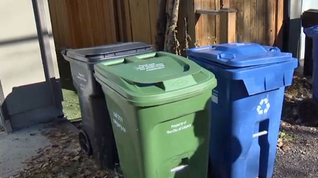 Canada Ecofisal Commission used Calgary as a case study while studying a pay-as-you-you-throw garbage removal system
