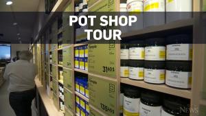 Pot shop