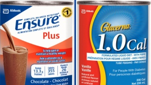 Nutritional beverages being recalled