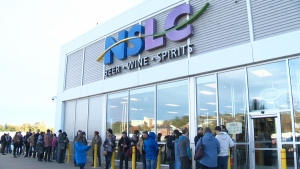 Halifax NSLC pot first customers